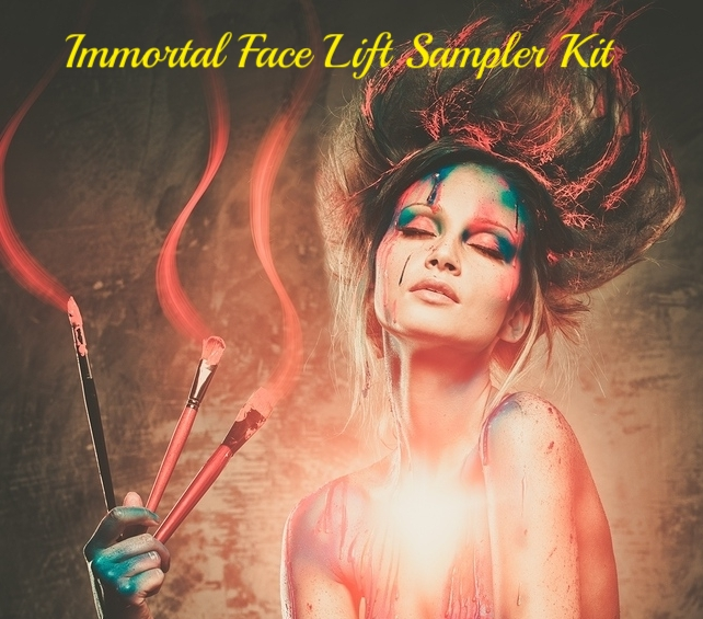 Immortal Face Lift Sampler Kit