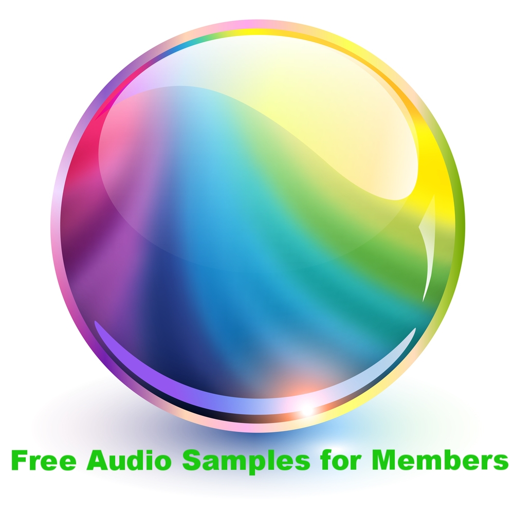Free Audio Samples for Members