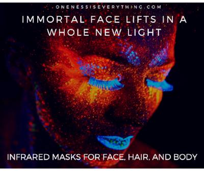 infrared light masks