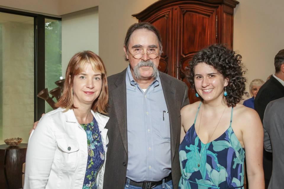 Jennifer Cate, Wesley Newman, Marina Marcelli