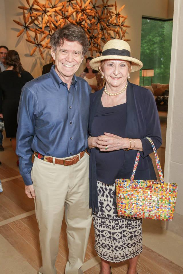 Marty and Judy Reiner