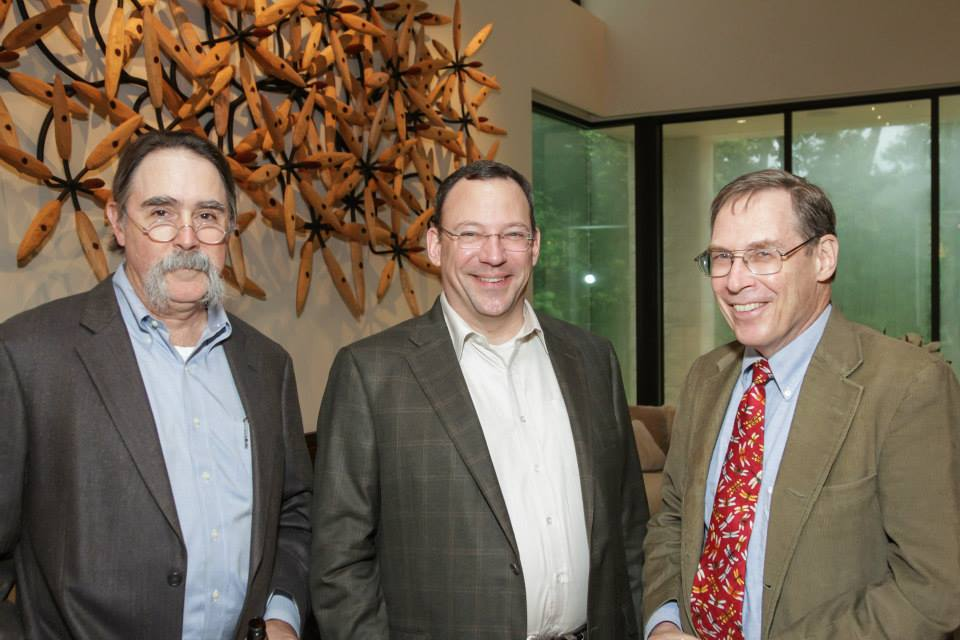 Wesley Newman, Chris Patton, Bob Honig