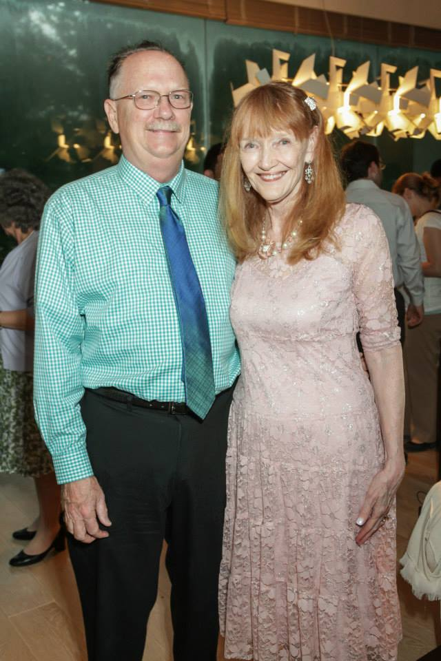 Richard and Gloria Stamper