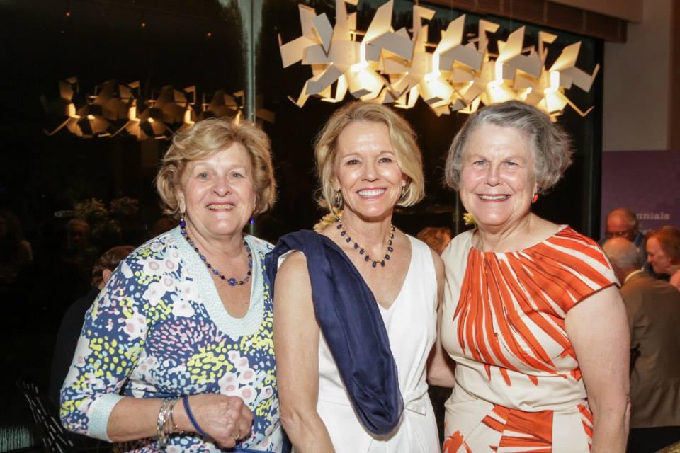 Kathy Lord, Mimi Kerr, Ann Kelsey