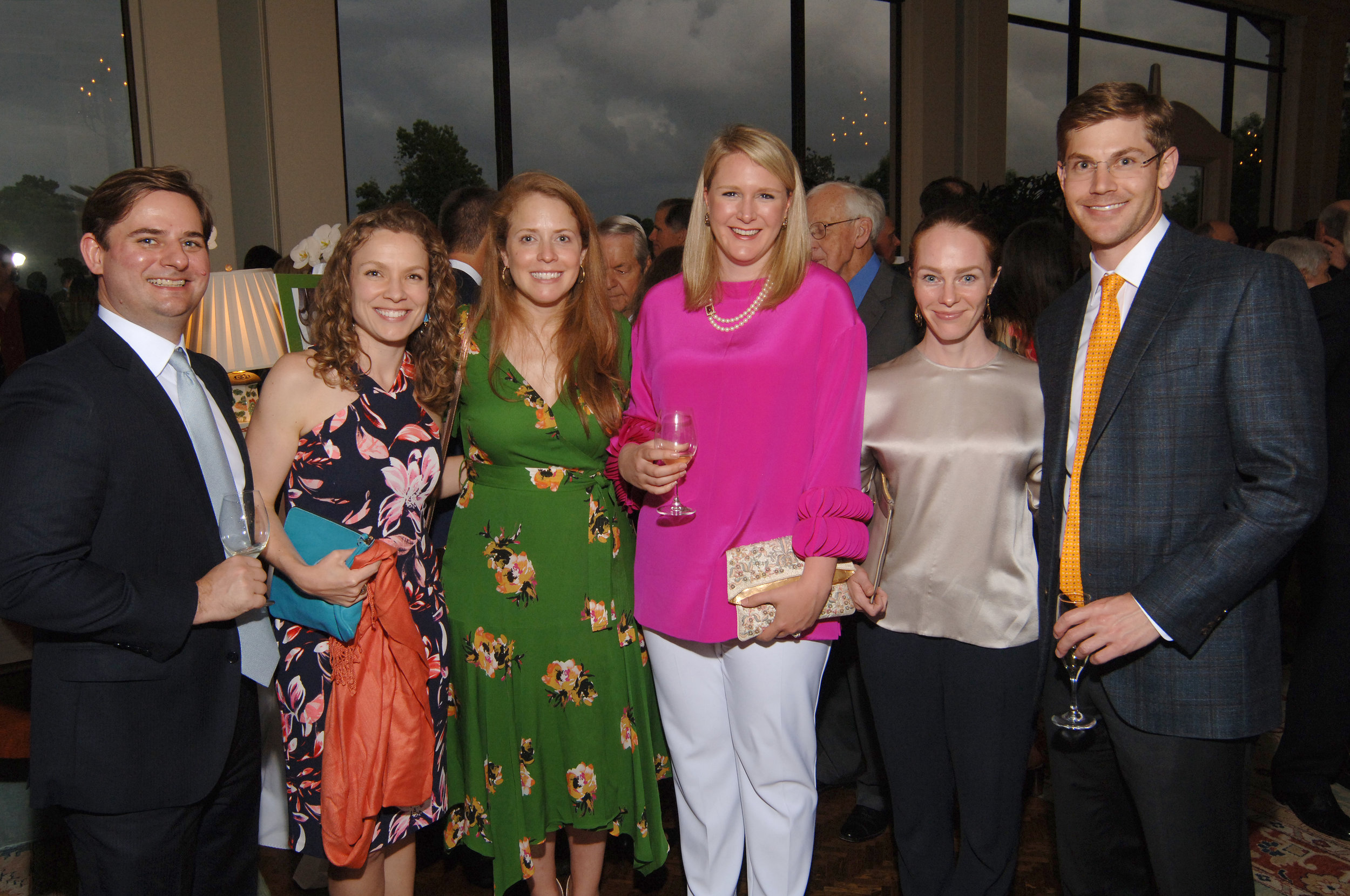 KPC Gala_Andrew Stakelum, Liz Ziccardi, Katy Bacon-Madigan, Mimi Brown, Stephanie Harcrow, Louis Mertz_Tom DuBrock photo.JPG