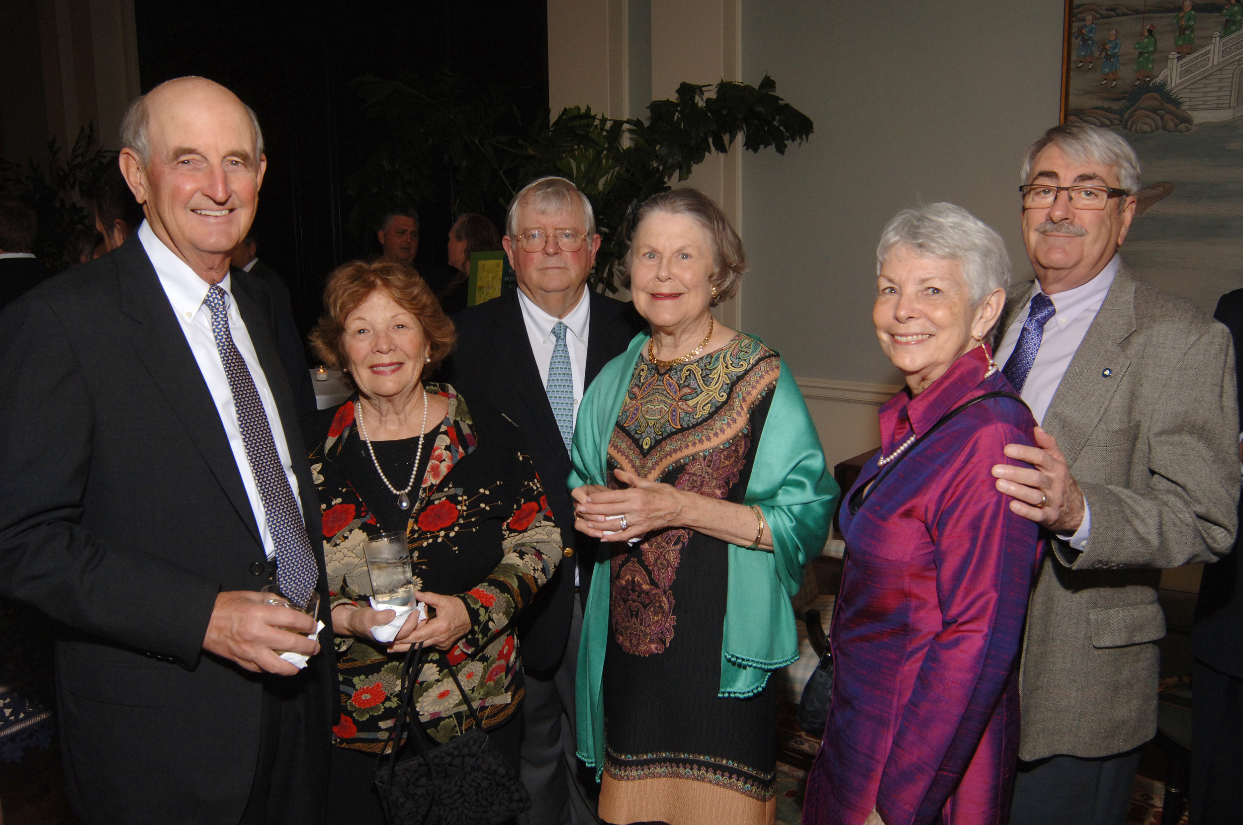 KPCGala_Ben and Mary Gwen Hulsey, Tom and Ann Kelsey, Jonni and Skip Almoney_Tom DuBrock photo.JPG