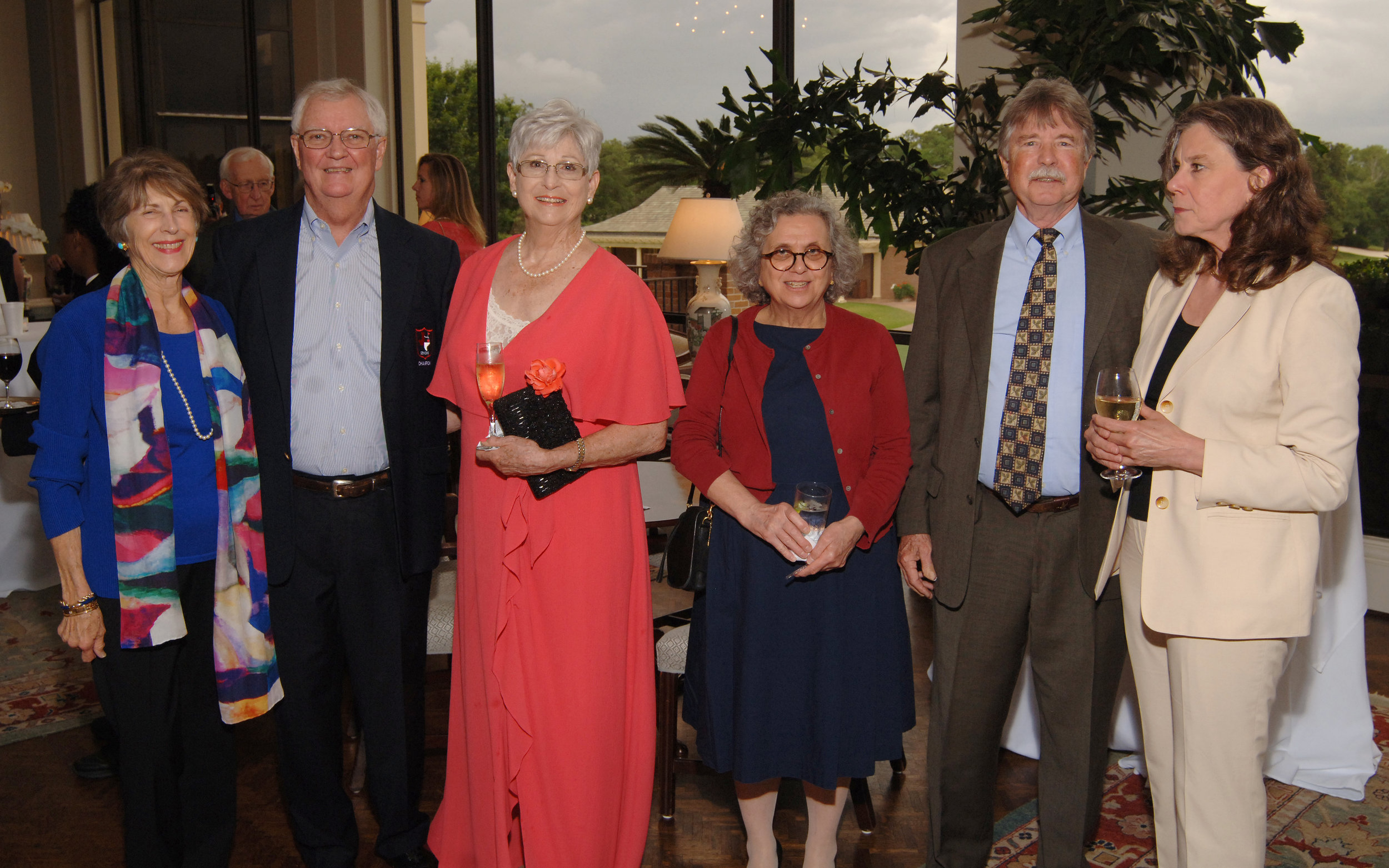 KPCGala_Beverly Pennington, Jim and Alice Sirois, Mary Anne Piacentini, Michael Huffmaster, Robbie Sharp_Tom DuBrock photo.JPG