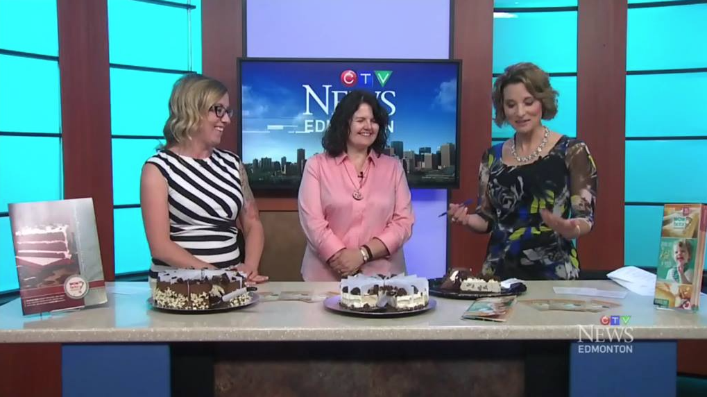 Our very own, Lise Lietz, Sales Manager Western Canada/USA, live on CTV!