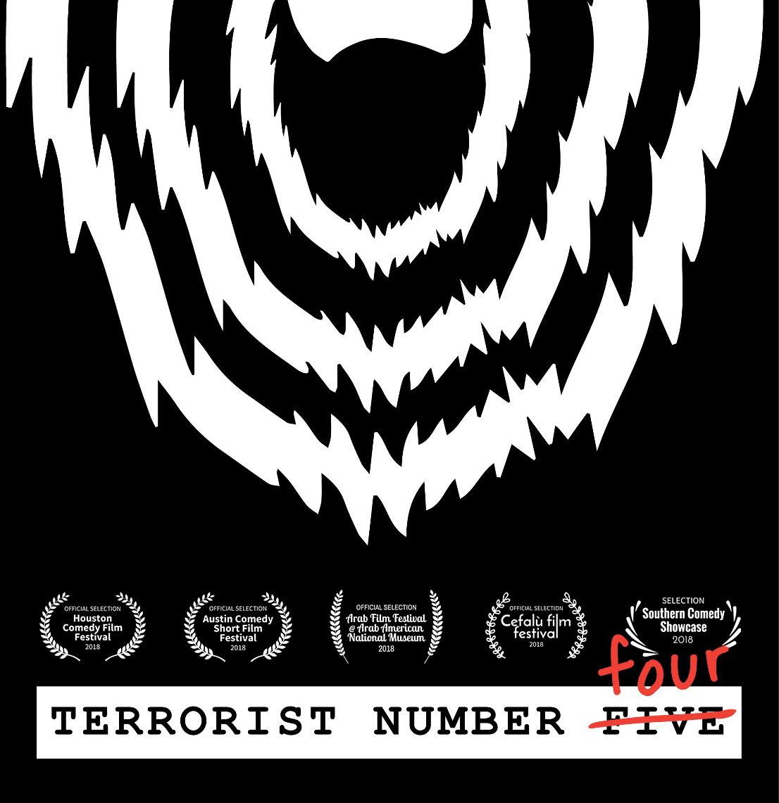 Terrorist number 4 directed by Bentley Brown & Nathan Dansky