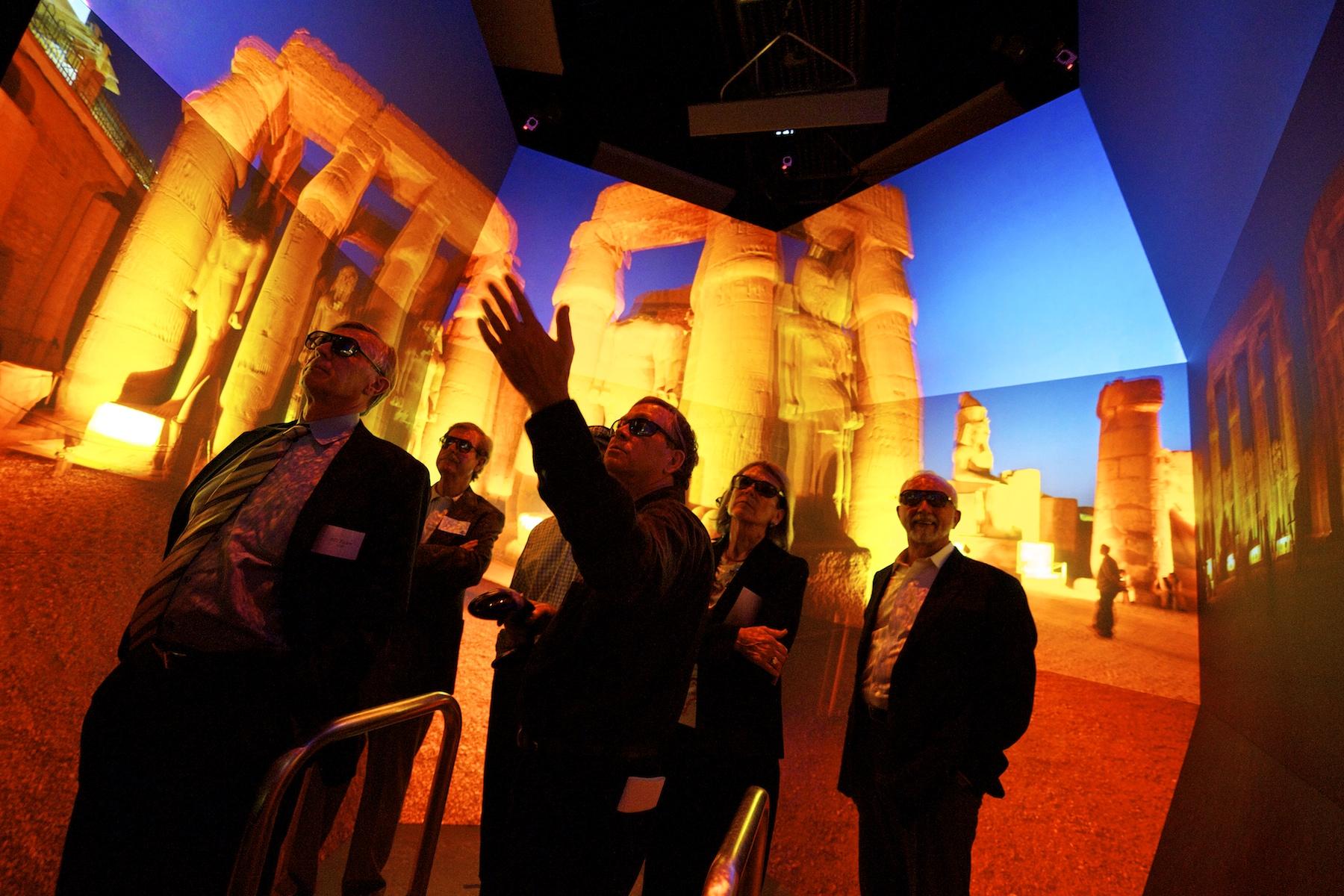 StarCAVE 3D Egypt.jpg