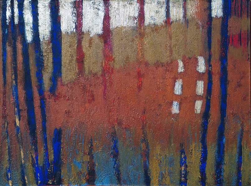 Day Off 1. Acrylic on Canvas. 30x40
