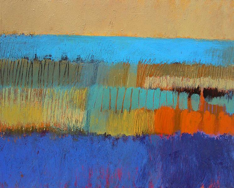 Reflections 11. Acrylic on Canvas. 20x24