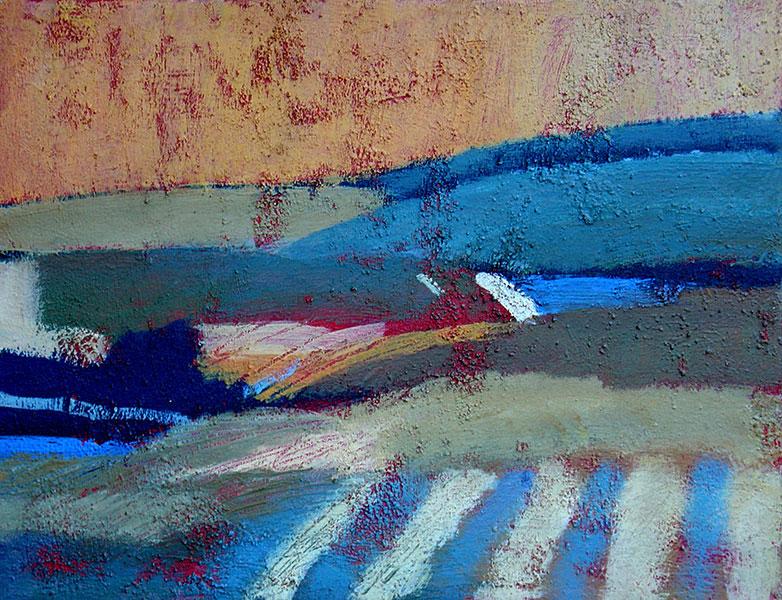 New Beginnings 1. Acrylic on Canvas. 14x18