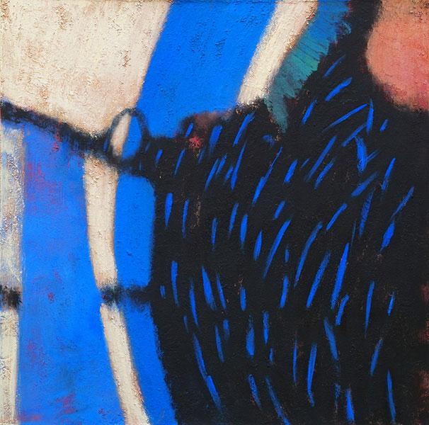 The Dark Side. Acrylic on Canvas. 24x24