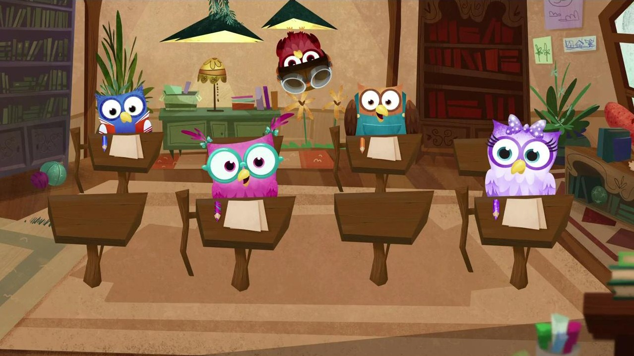 The Nourished Mama's review of Owlegories, a Christ-Centered antimated series and app for kids.