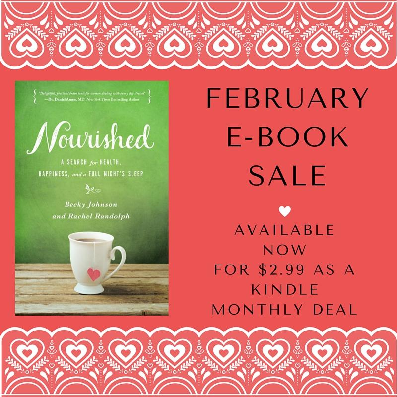 Nourished February E-book Sale