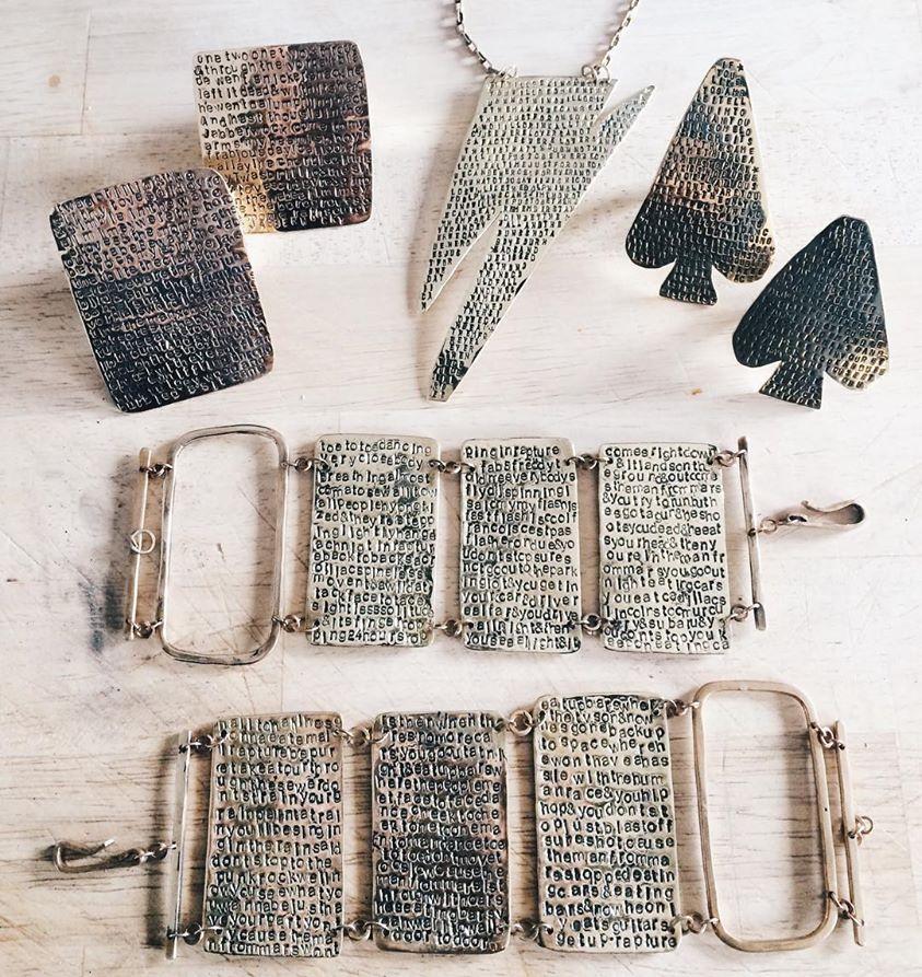 full poem adornment by loving anvil