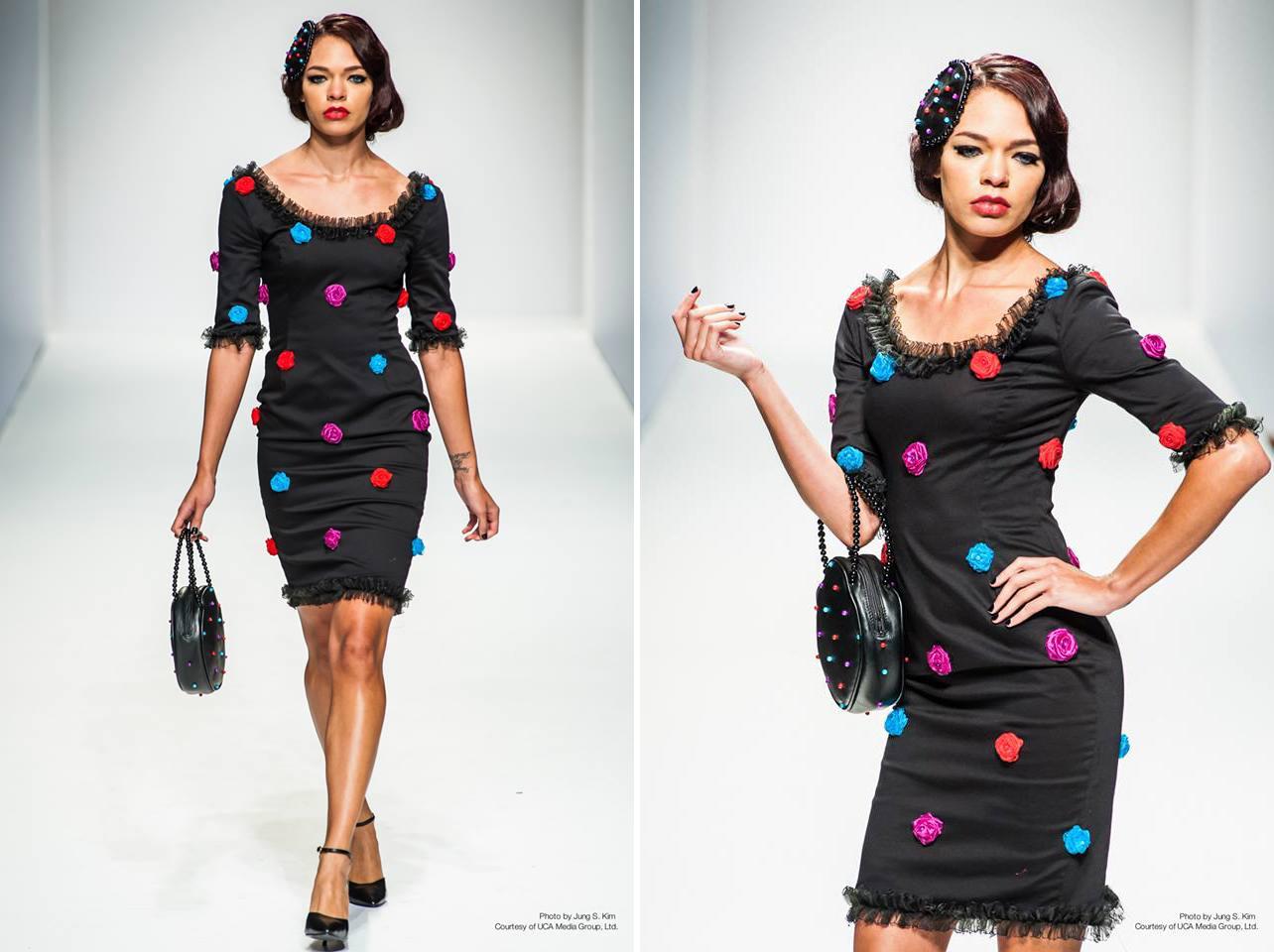 Si vous voulez m'aider à continuer d'exister en tant que créatrice de mode, d'établir ma marque et faire le succès de ma nouvelle collection Vilorija, j'apprécierai énormément votre support.