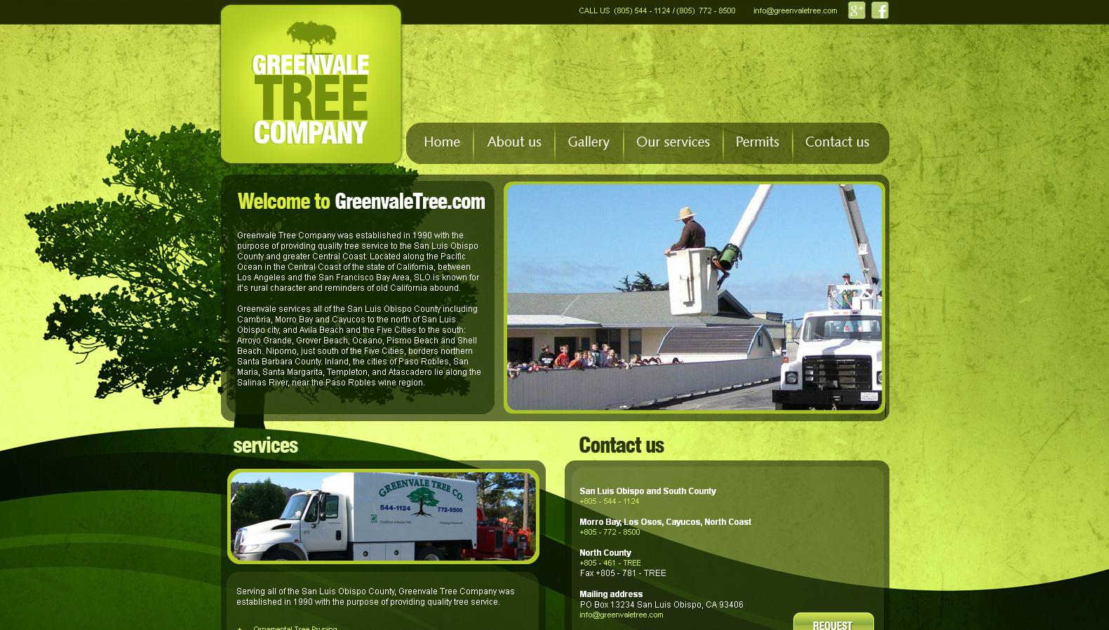 Greenvale Tree Company