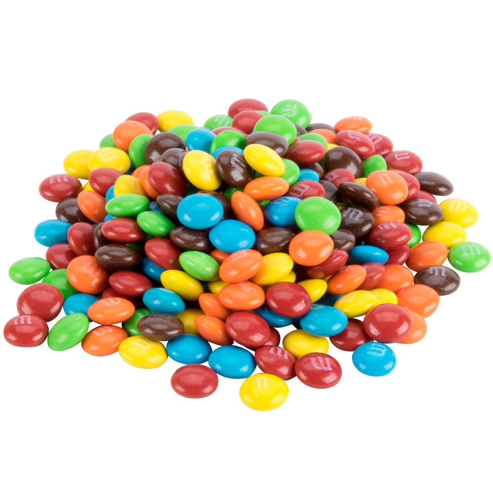 M&M's Topping