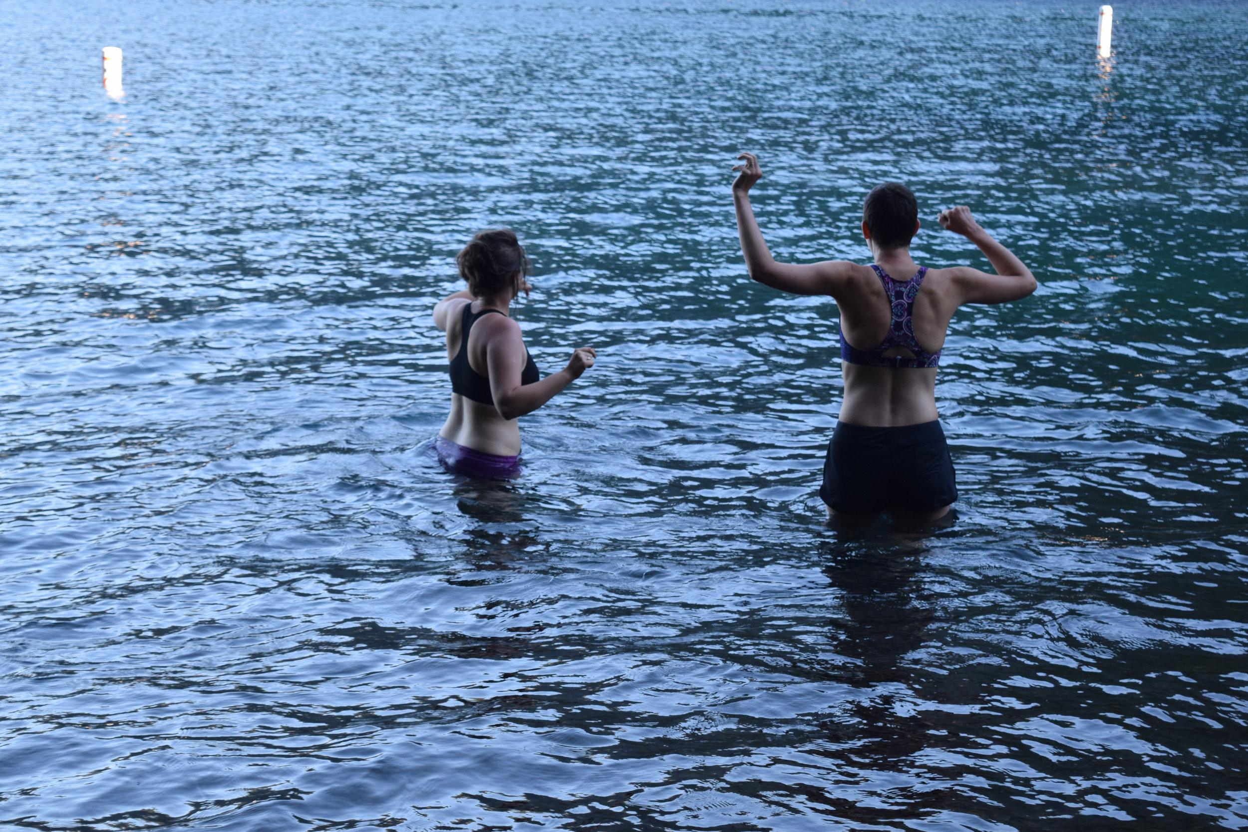 lakeswim