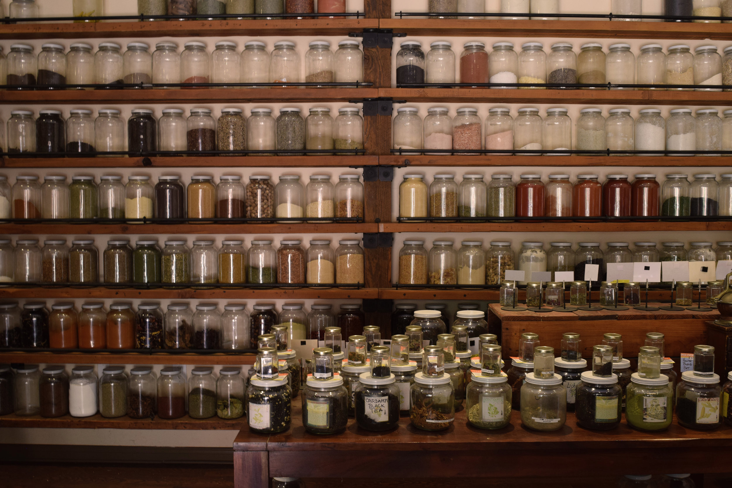Spice Station in Silver Lake