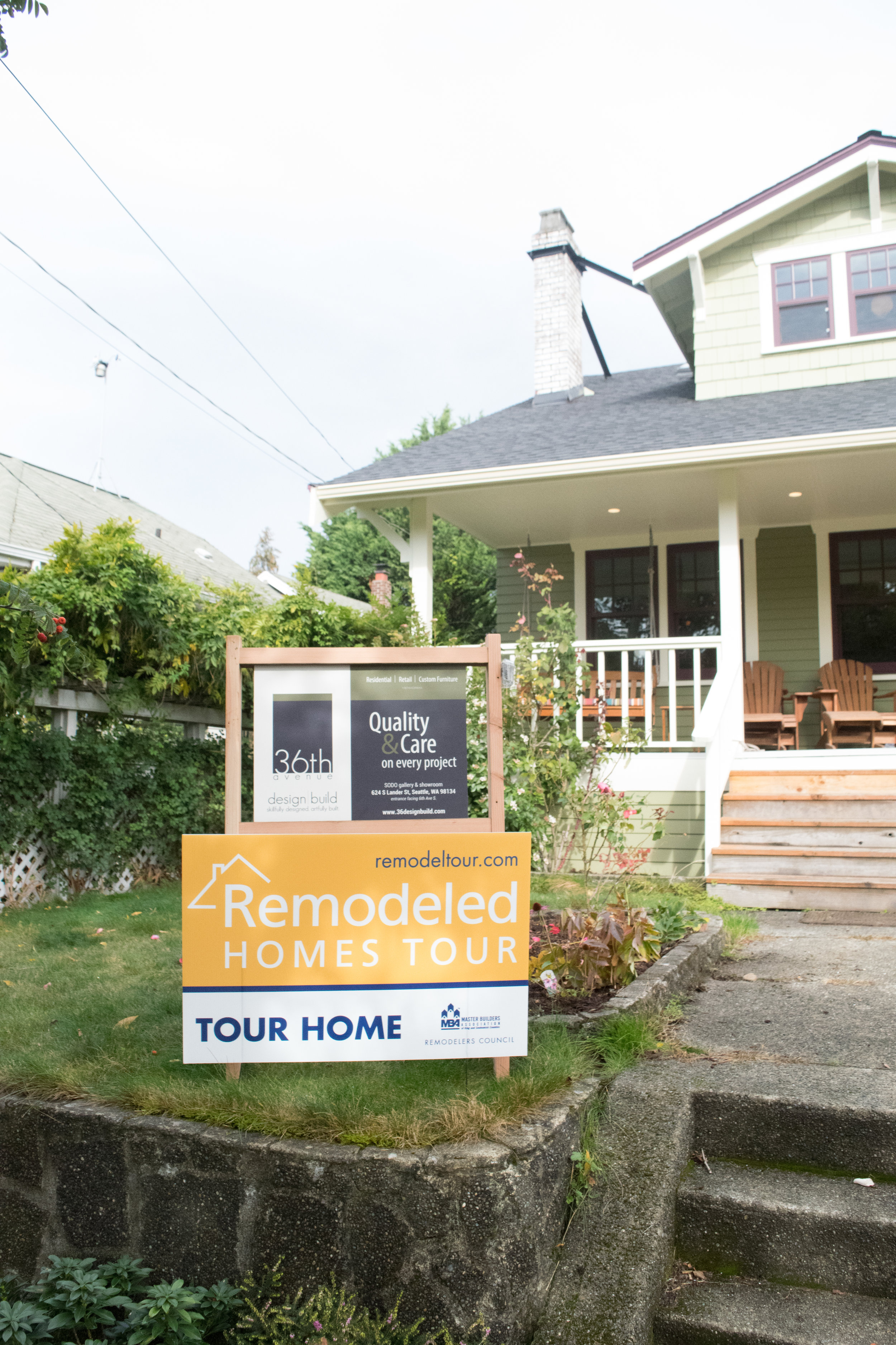 Remodeled Homes Tour