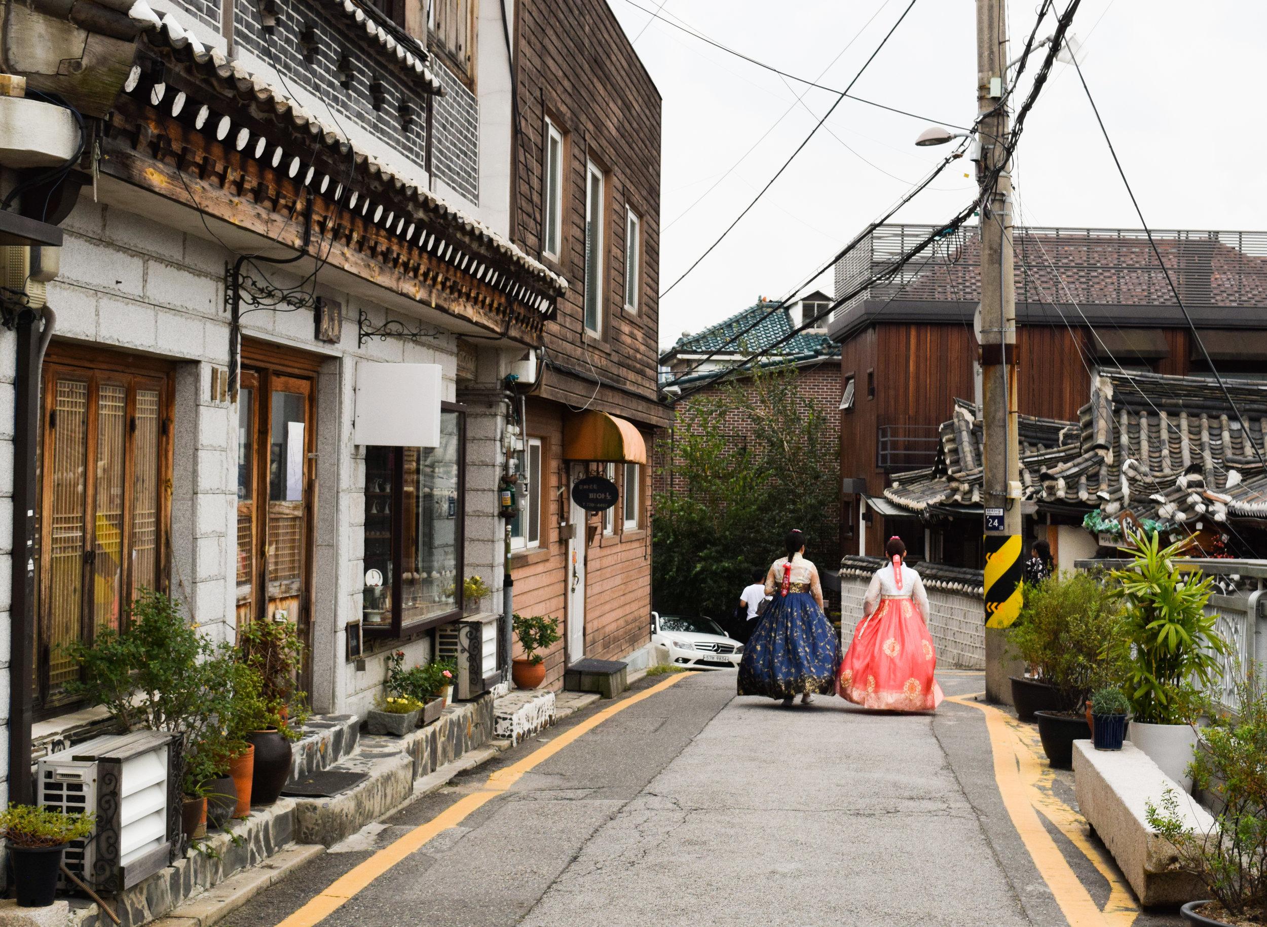 Seoul Hanok Village