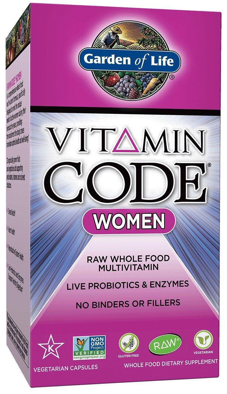 Vitamin Code Women, Amazon, $30