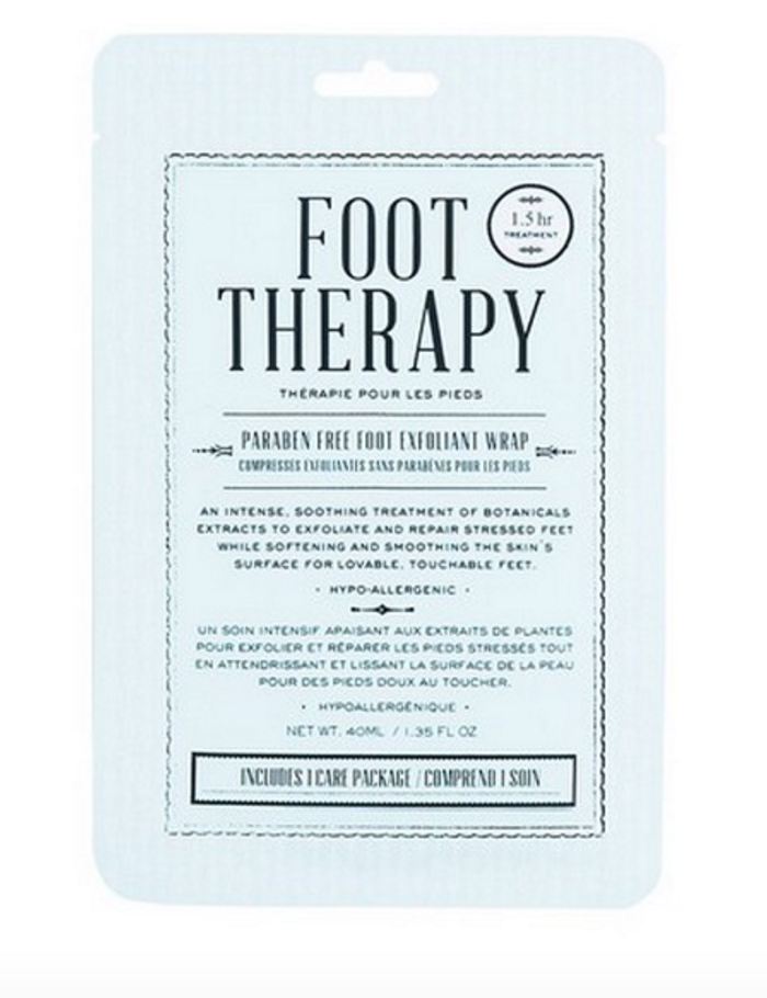 Foot Therapy, Membox $10