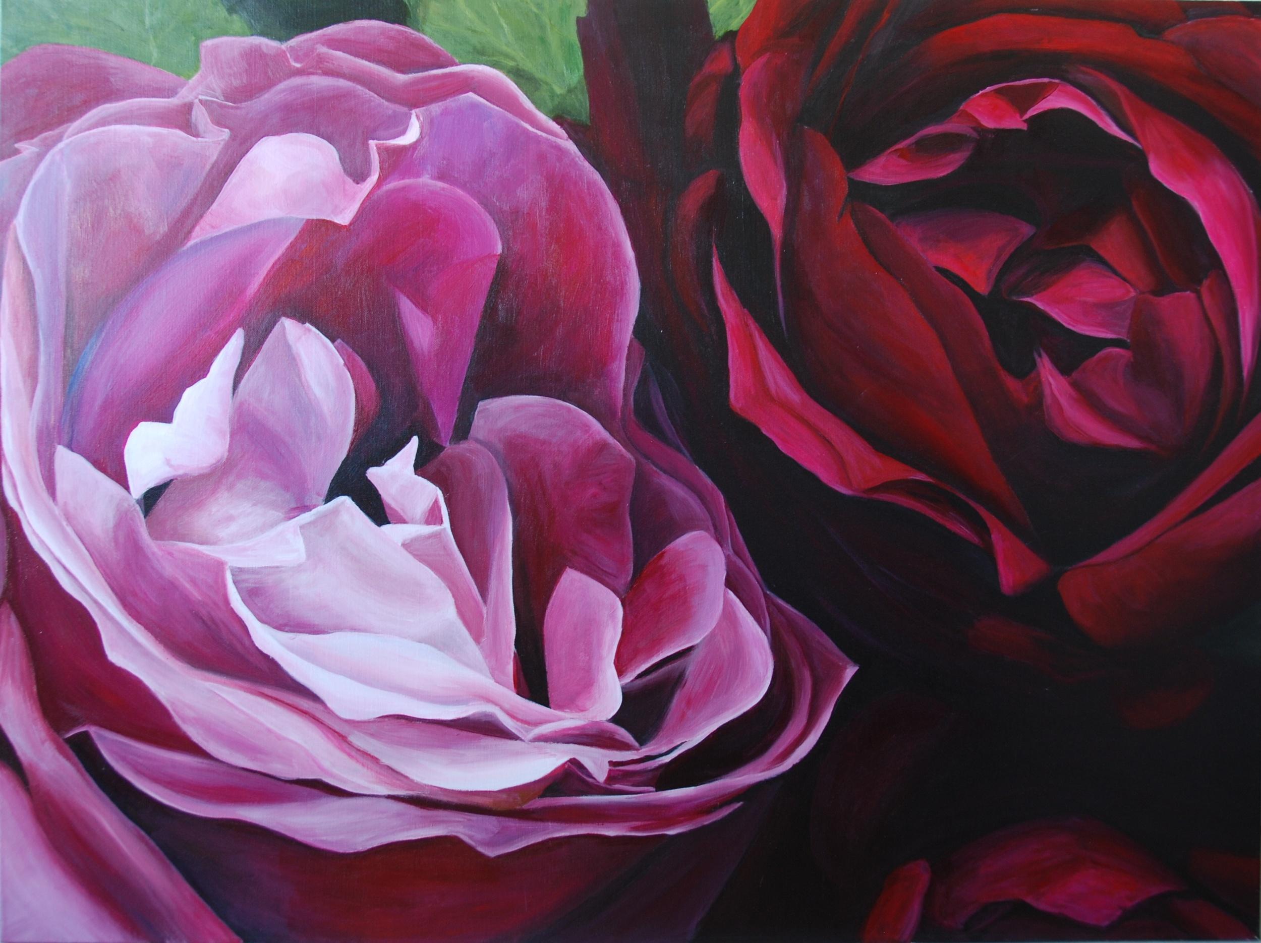 """""""Velvet Roses"""""""