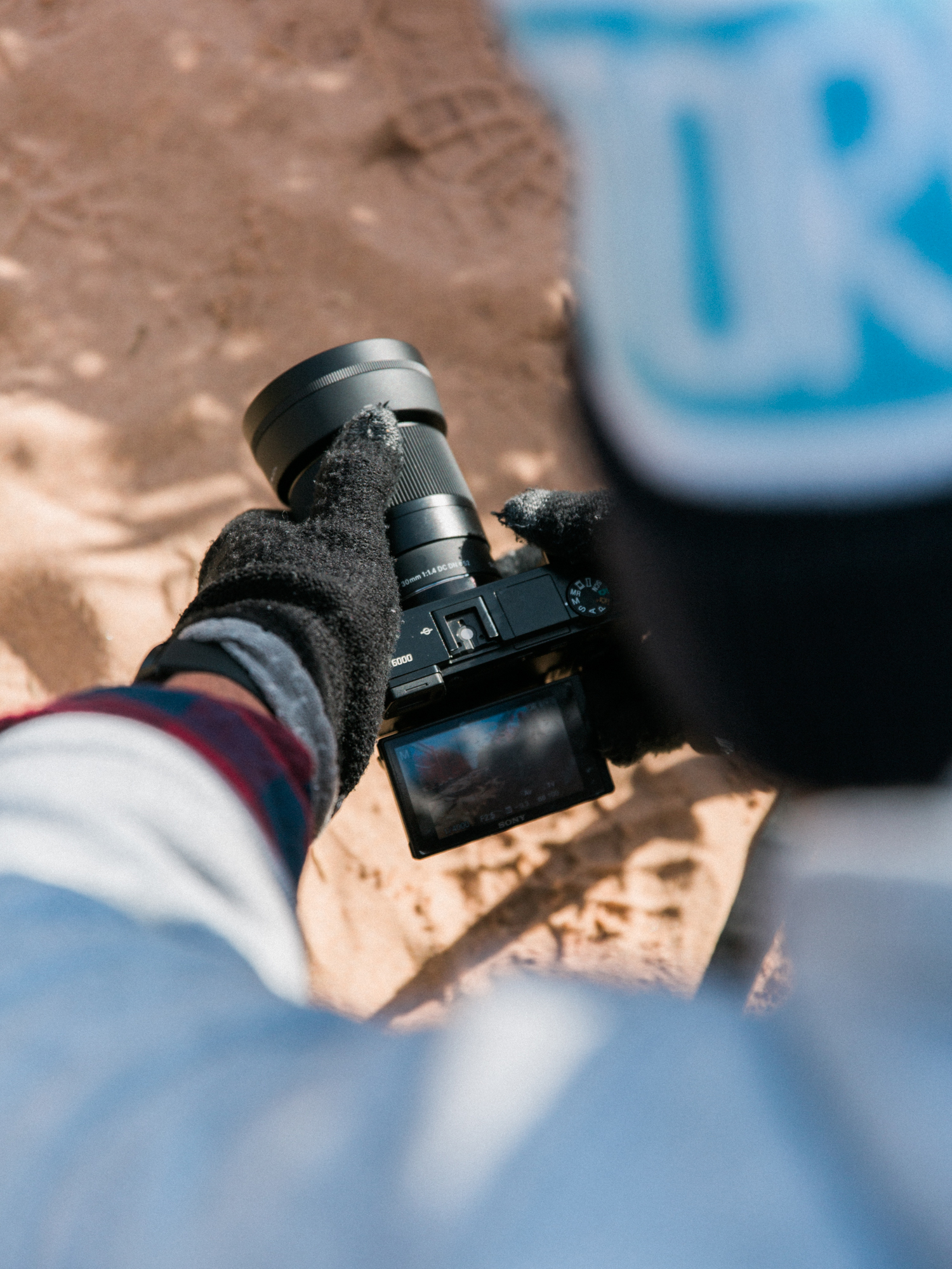 Watching Amir's approach to his photos throughout the weekend was so interesting! Landscape photography I find to be an art of it's own, and I learned so much from him over the weekend just by watching him work through his shots.