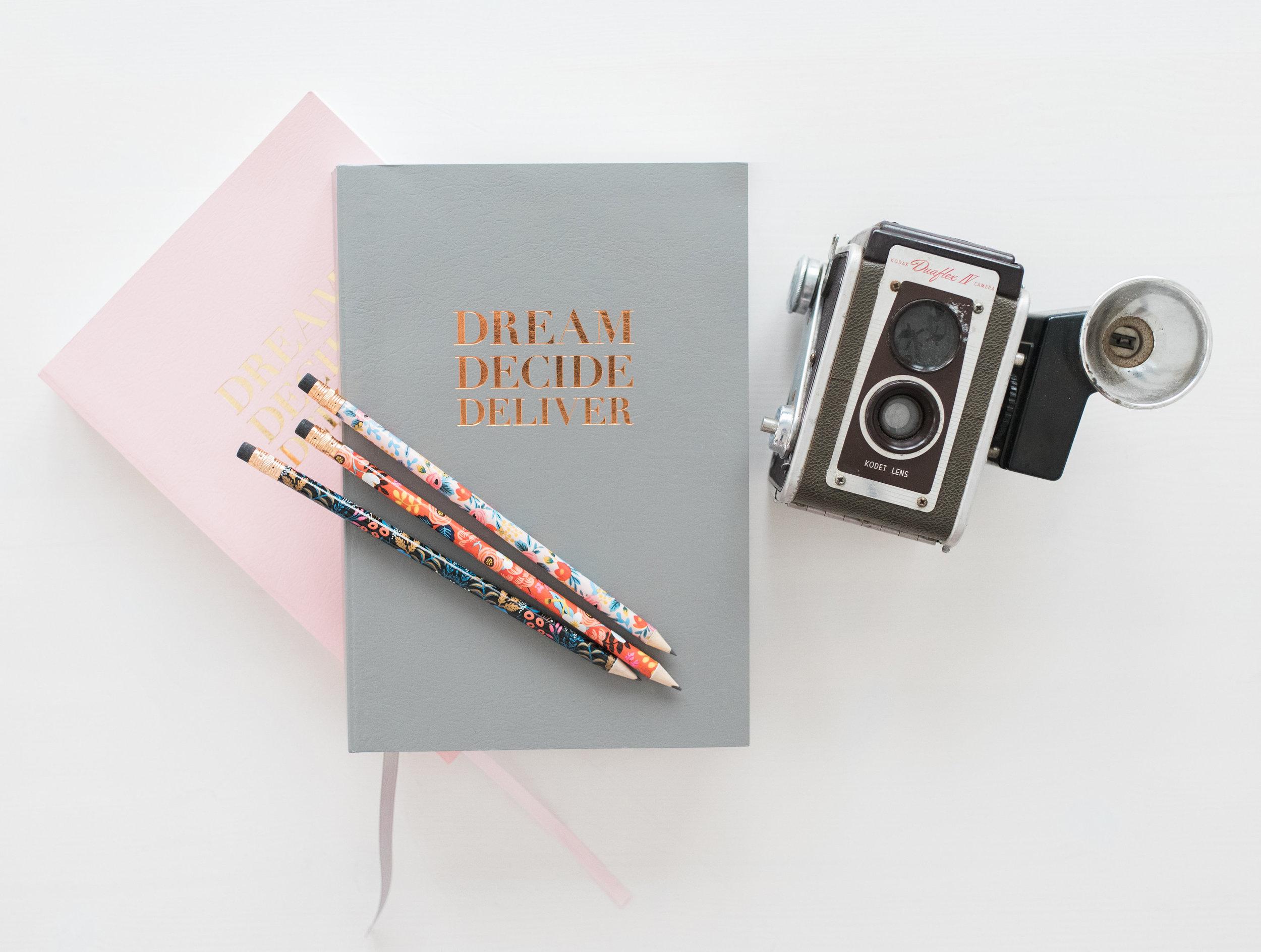 The Julie Paisley Planner: Brand Design