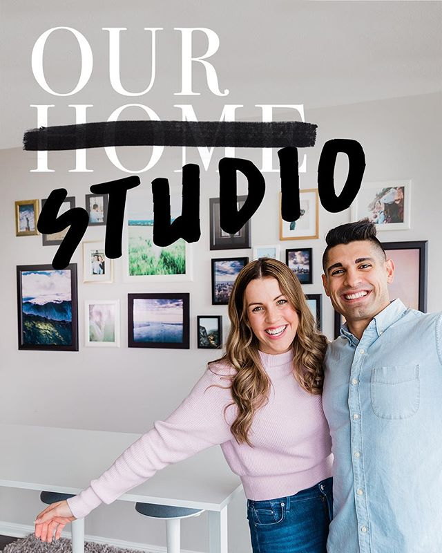 Our latest video is live! We needed to make the most of our apartment and create a space that allowed us to focus on photography and YouTube. We walk you through how we transformed our city apartment space to perfectly suit our goals and give you practical tips on how you can do the same. Link in our bio. ⠀⠀⠀ #amiranddanielle #weddingphotographer #torontowedding #luxuryweddings #torontoweddingphotographer #destinationwedding #loveauthentic #brides #weddingdream #torontoweddingplanner  #teamcanon #CanonCanada #couplesofinstagram #torontolife #youtubecouples #youtubevideo #youtubefamily #youtubers #couplegoals #entreprenuer #canadians