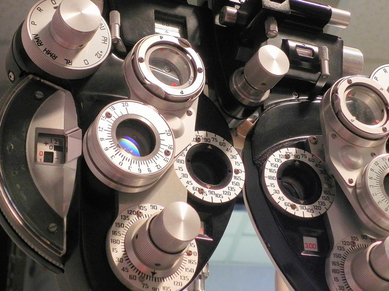 Examens de la vue   Eye exams