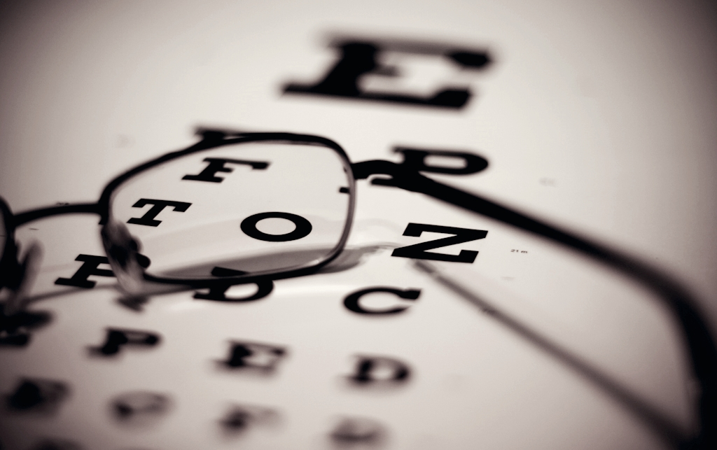 Examens de la vue