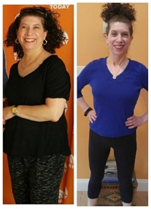Average weight loss on the Optimal Weight 5 & 1 Plan® is 12 pounds. Clients are in weight loss, on average, for 12 weeks.