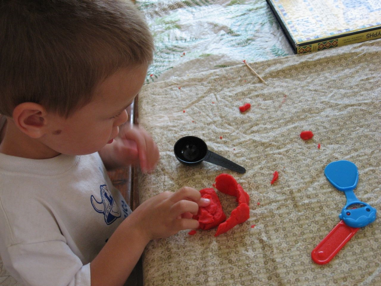 Play-doh the Philosopher