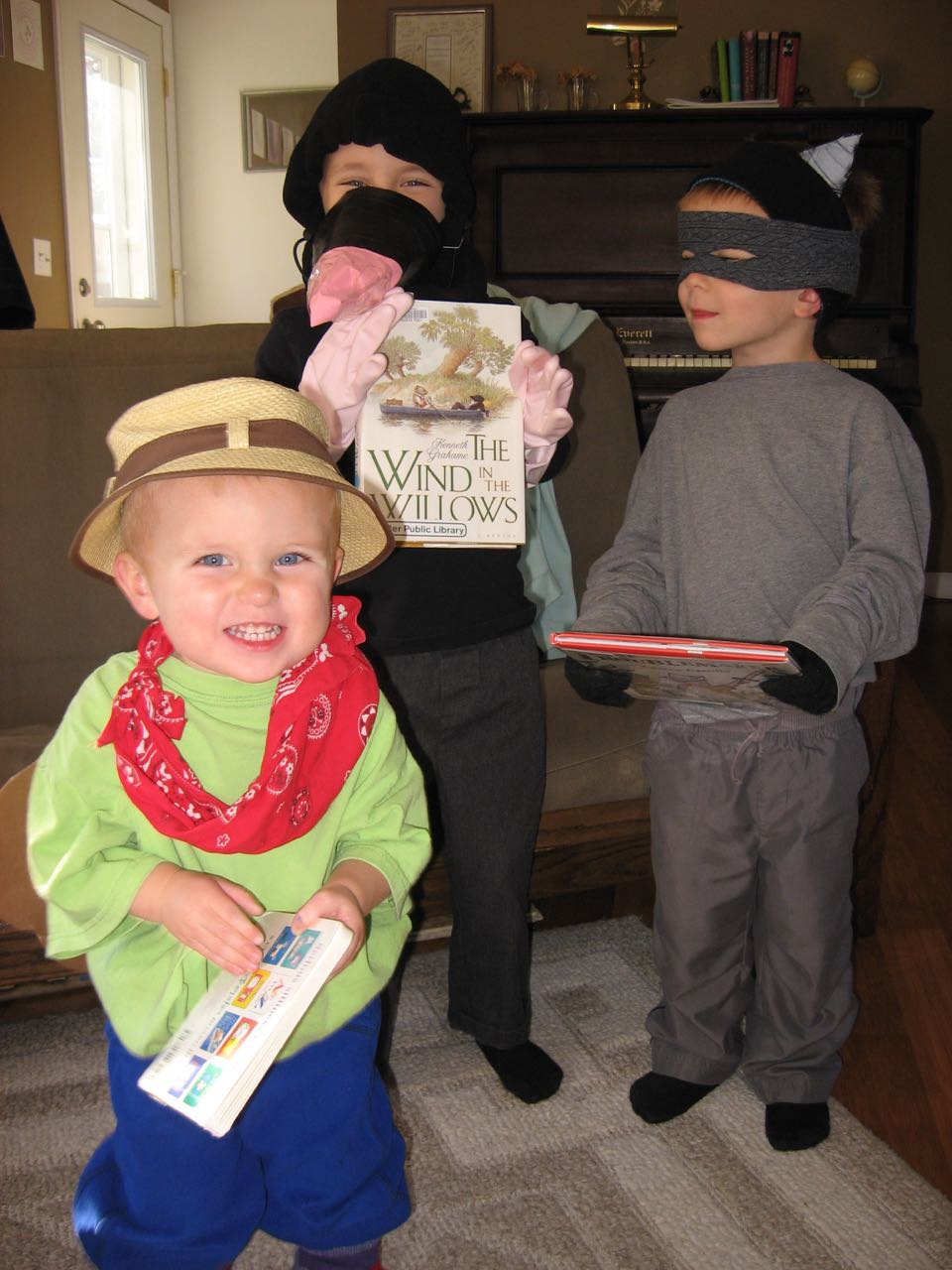 Literary characters