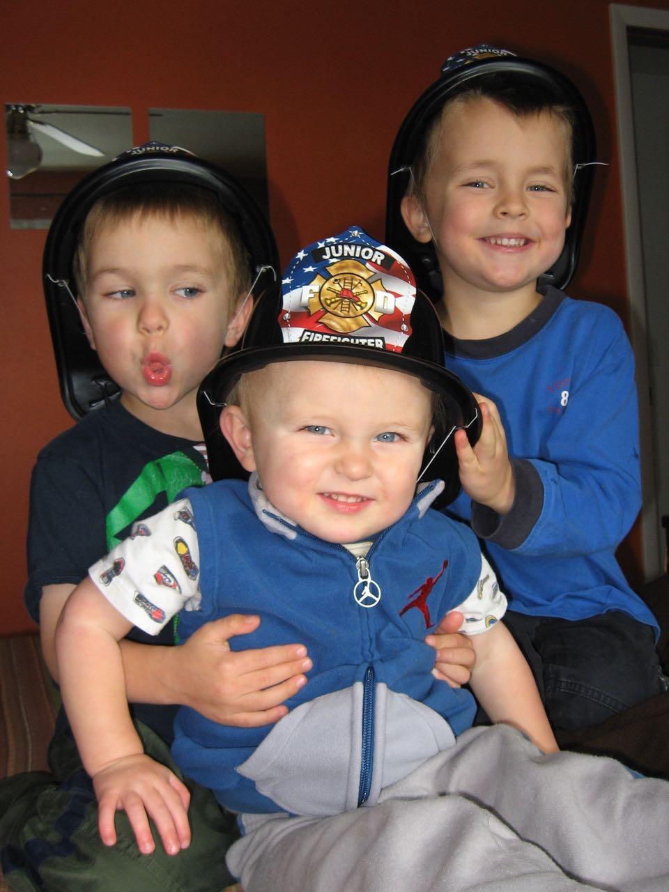 Fire Trio I