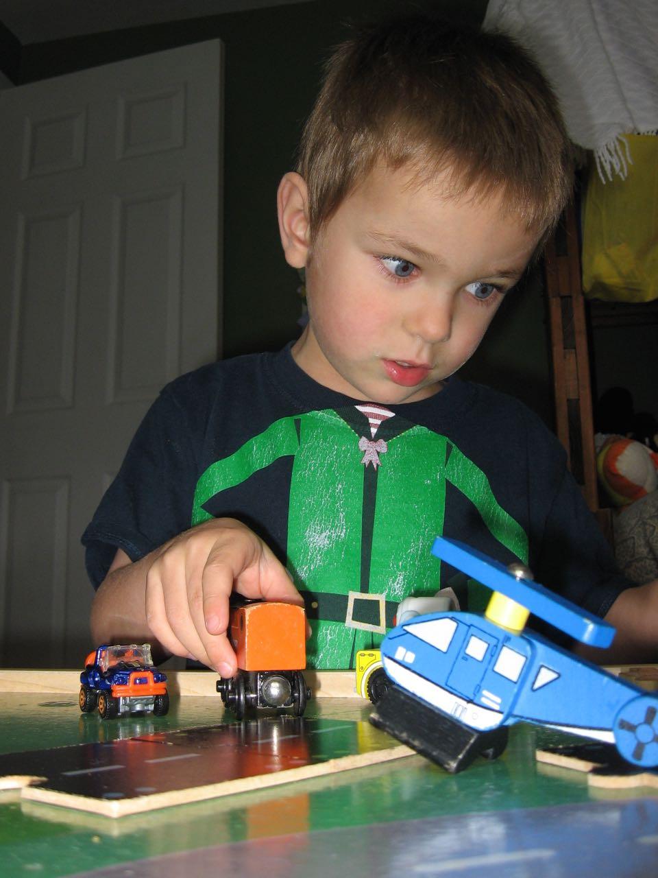 Train-copter