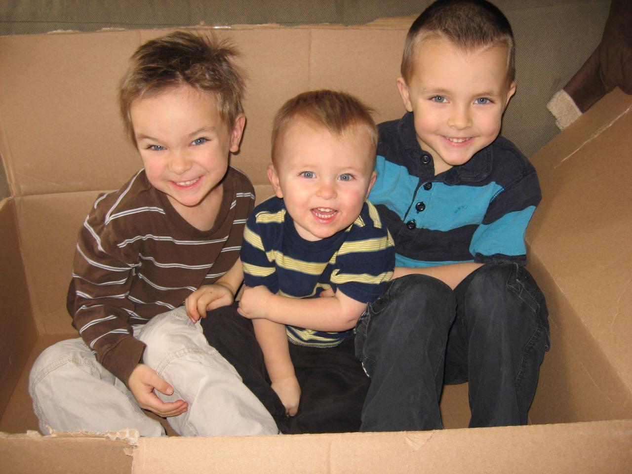 Box Boys I