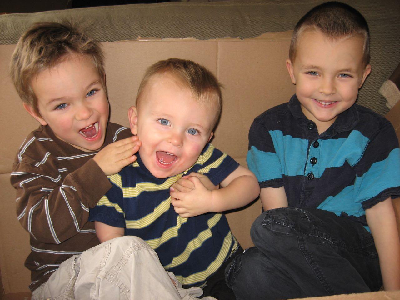 Box Boys III