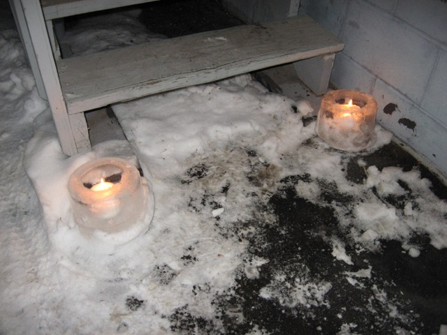 Ice Candles!