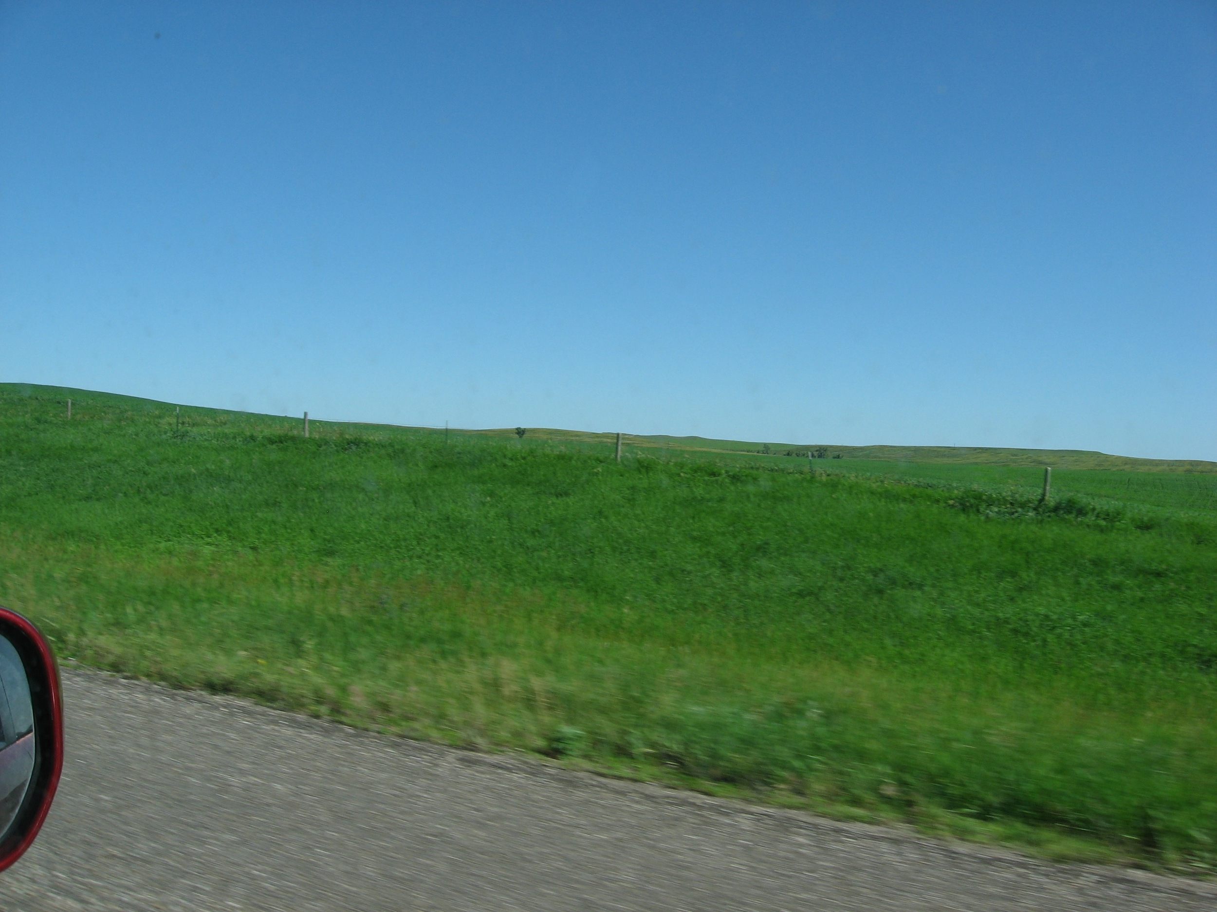 More South Dakota Plains