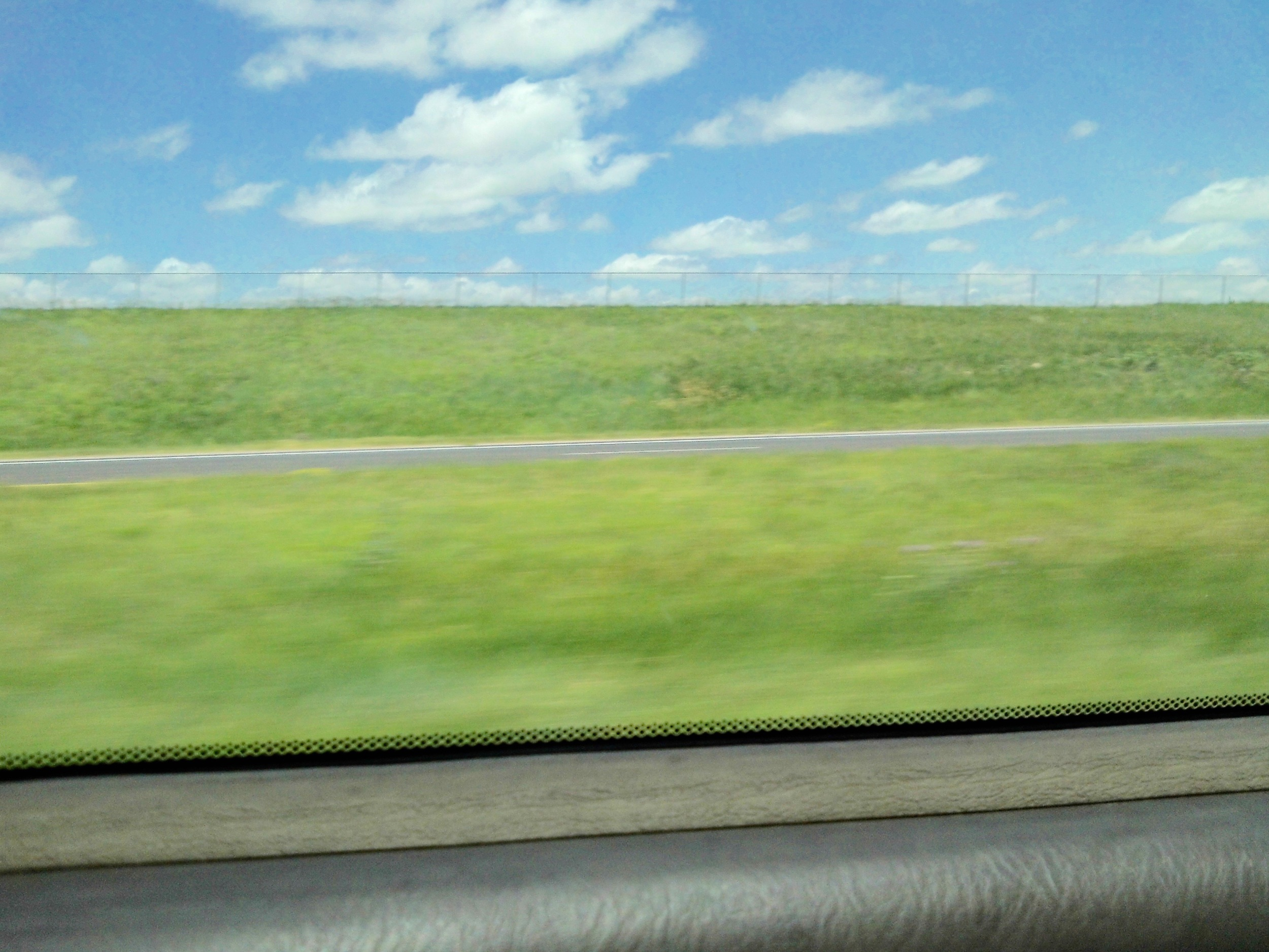 Nebraska Grass