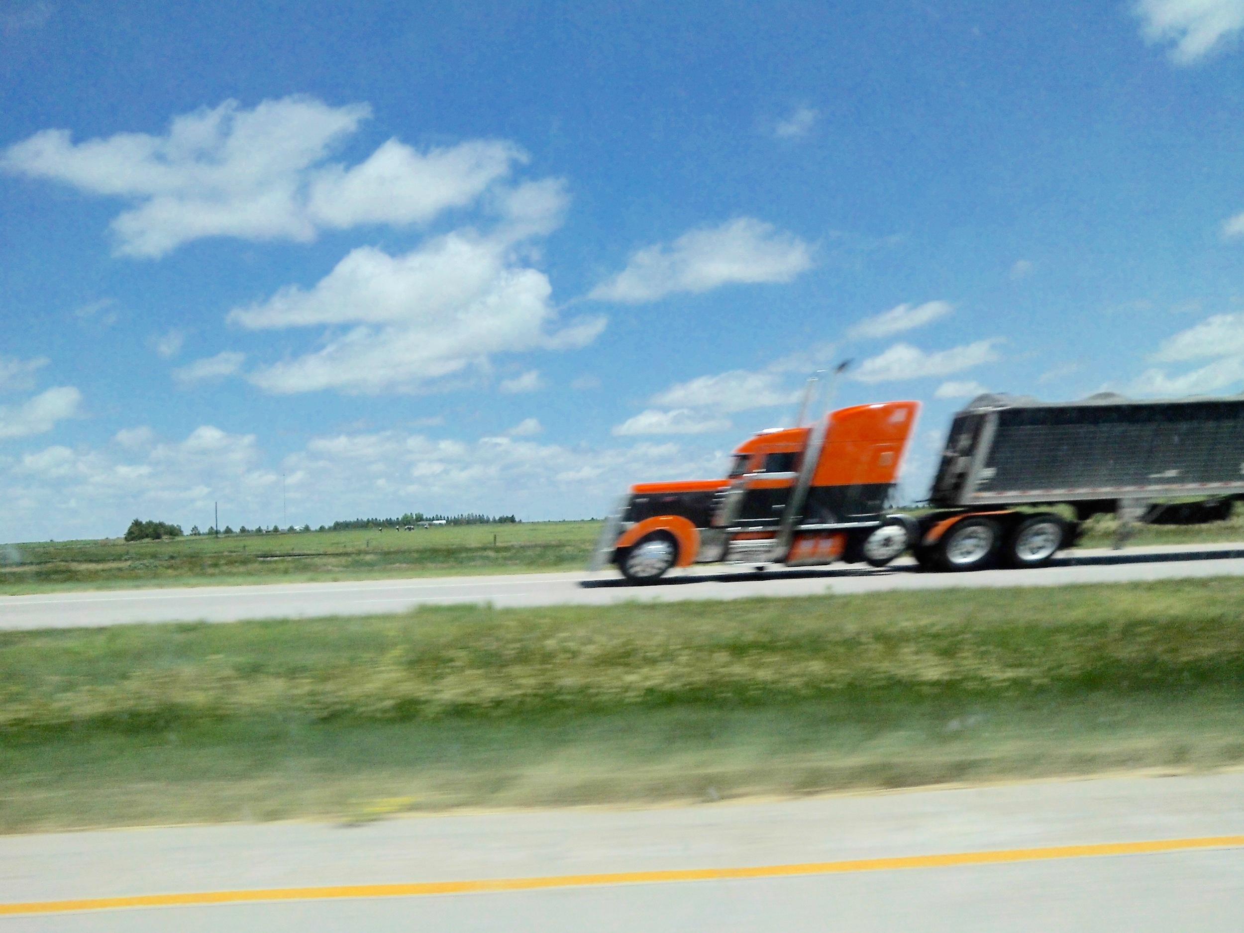 Nebraska Truck