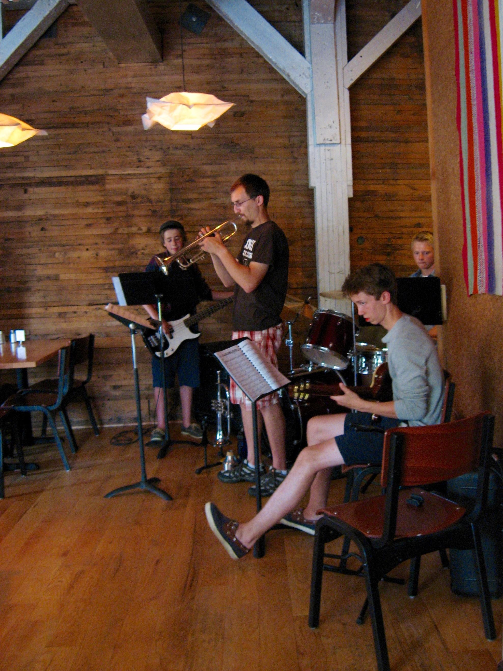 Solidus Jazz Quartet