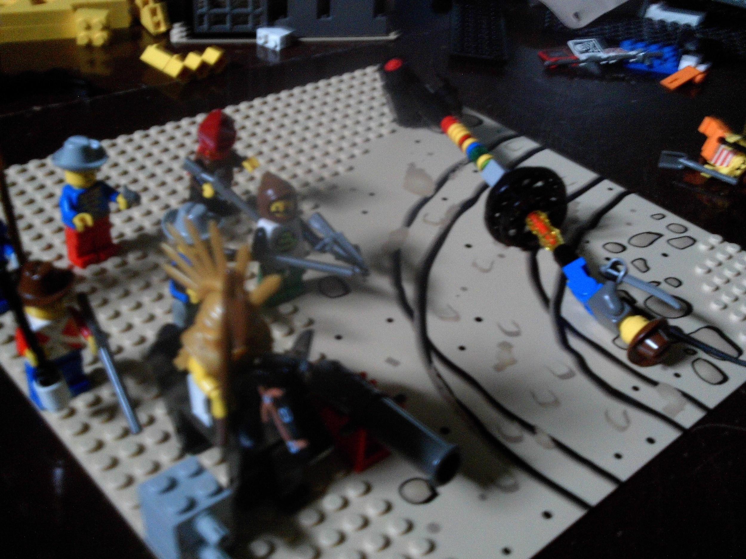 M: Lego guys