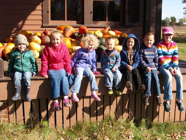 Kids and Squash